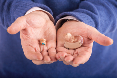 Comparing Completely-In Canal and Behind the Ear Hearing Aids